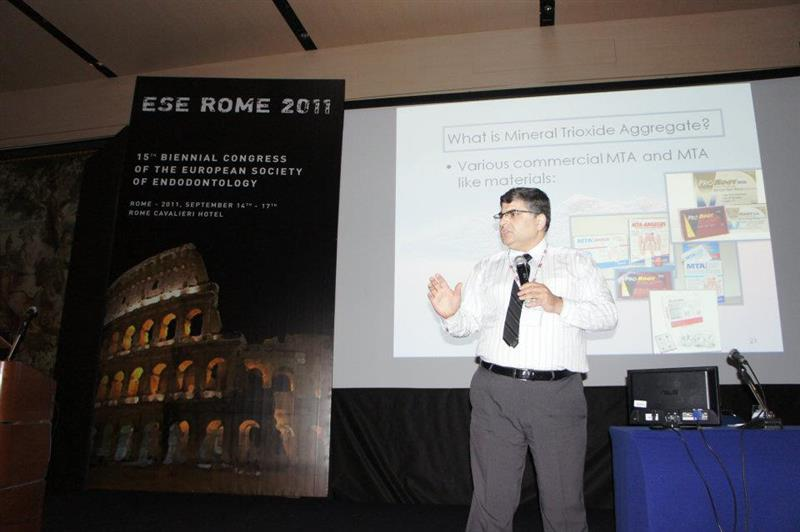 15th Biennial Congress of ESE Rome 2011